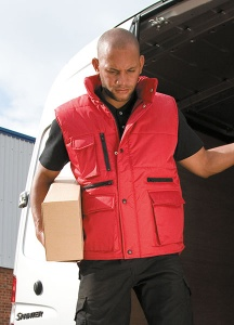 Bodywarmer Result Lance Workguard